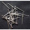 Brass Headpins, Silver Color(HPC3.5cm-Sa)