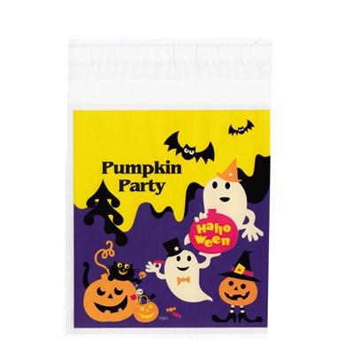 Rectangle OPP Cellophane Bags, for Halloween, Colorful, 14.2cm long, 9